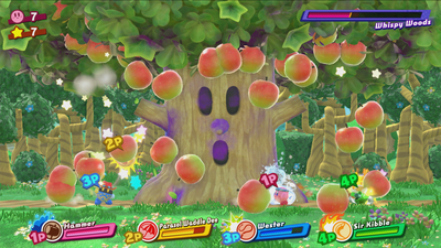 Kirby Star Allies Screenshot 2
