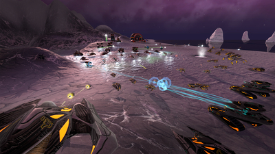 Battlezone: Combat Commander Screenshot 1