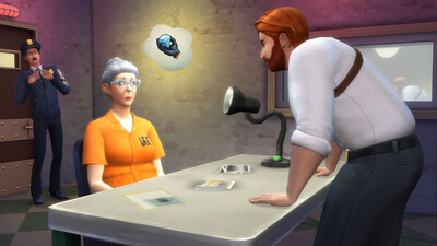 The Sims 4: Get to Work Screenshot 2