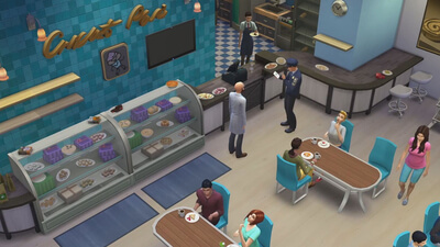 The Sims 4: Get to Work Screenshot 3