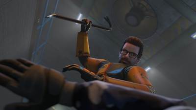 Hunt Down The Freeman Screenshot 1