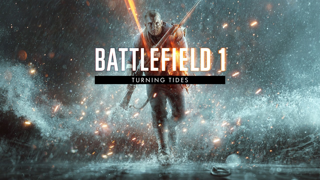 Battlefield 1: Turning Tides Masthead
