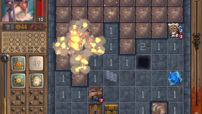 Radical Dungeon Sweeper Screenshot 1