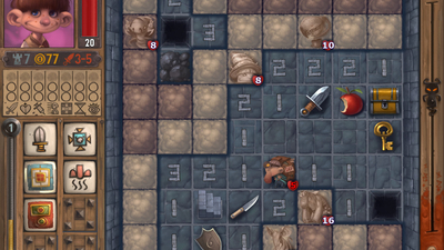 Radical Dungeon Sweeper Screenshot 2