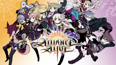 The Alliance Alive Masthead