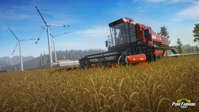 Pure Farming 2018 Screenshot 2