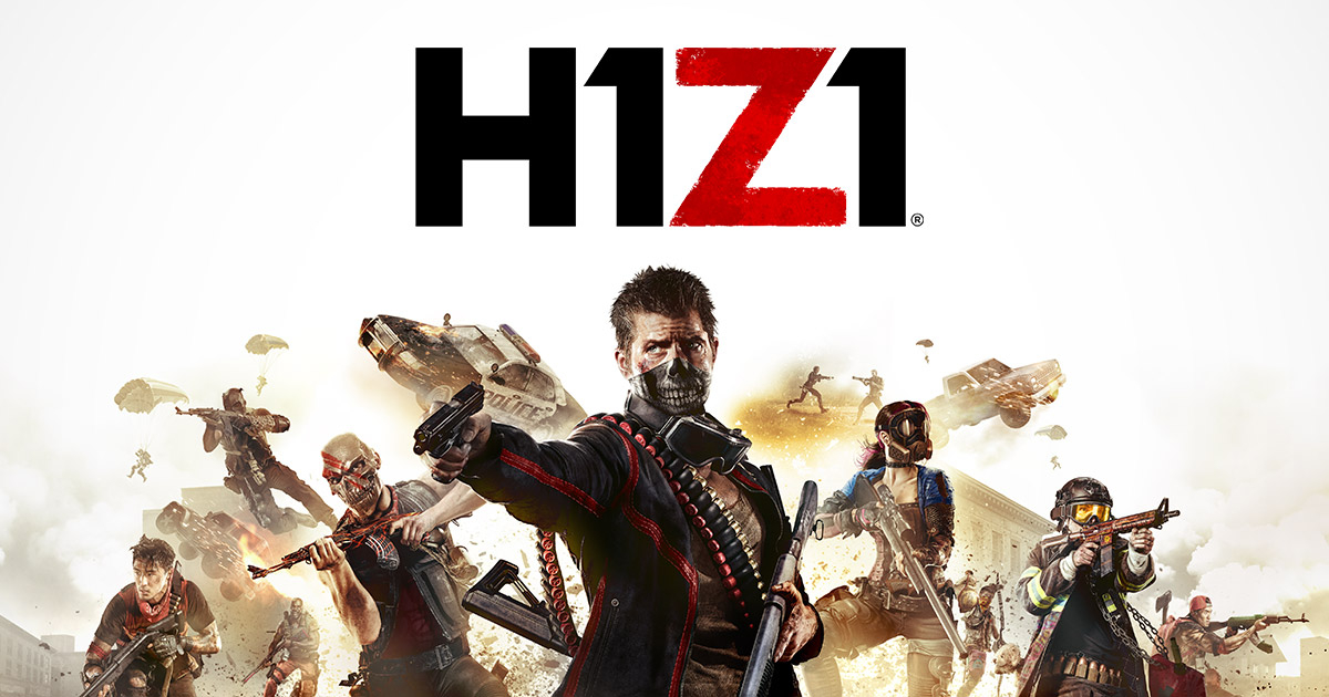 H1Z1: Battle Royale Masthead