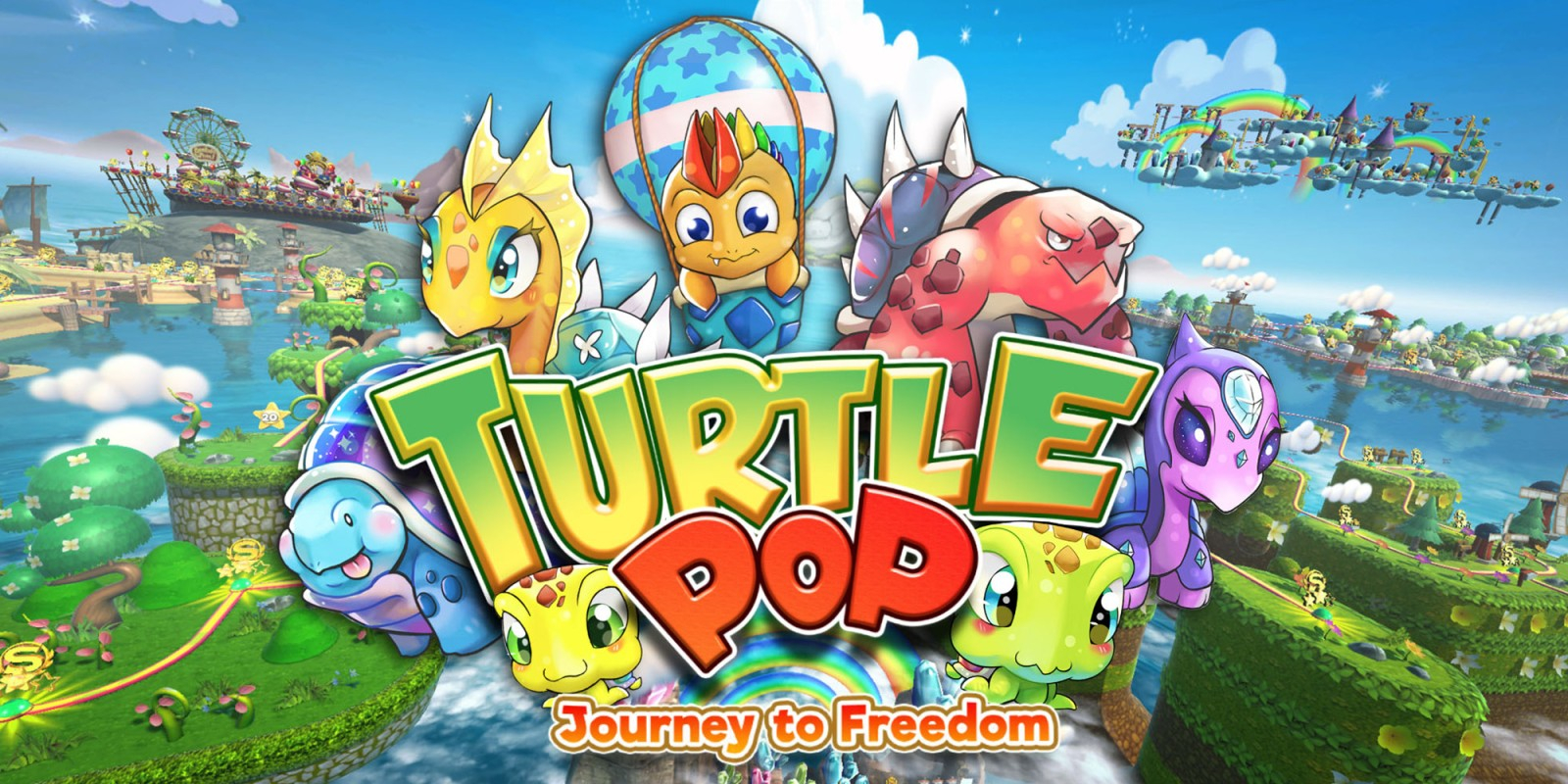 TurtlePop: Journey to Freedom Masthead