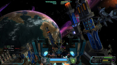 GoD Factory: Wingmen Screenshot 1