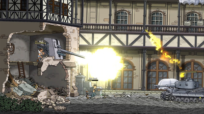 Guns, Gore and Cannoli 2 Screenshot 1