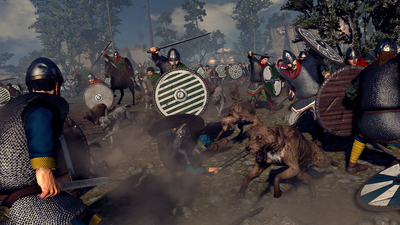 Total War Saga: Thrones of Britannia Screenshot 1
