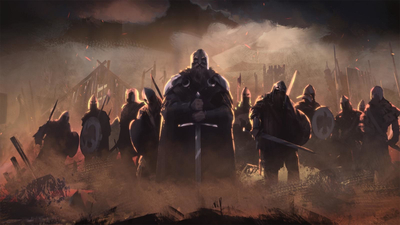 Total War Saga: Thrones of Britannia Masthead