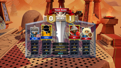 World of Warriors Screenshot 6