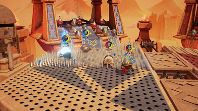 World of Warriors Screenshot 1