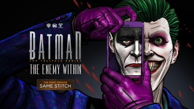 Batman: The Enemy Within - Episode 5 Masthead