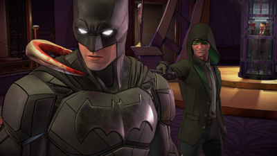 Batman: The Enemy Within - The Complete Season Screenshot 6