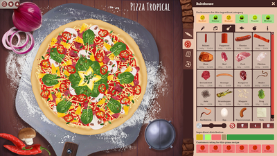 Pizza Connection 3 Screenshot 3