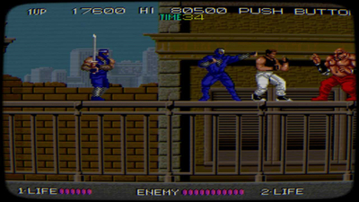 Johnny Turbo's Arcade: Bad Dudes Screenshot 3