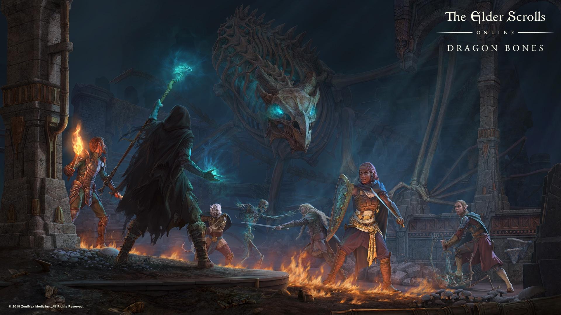 The Elder Scrolls Online: Dragon Bones Reviews - OpenCritic