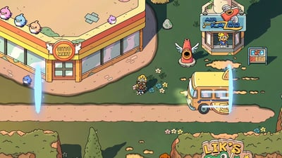 The Swords of Ditto Screenshot 4