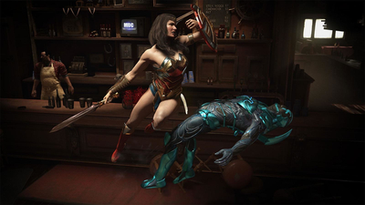Injustice 2: Legendary Edition Screenshot 1