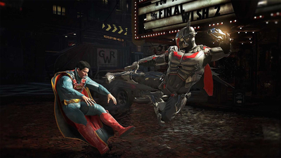 Injustice 2: Legendary Edition Screenshot 5
