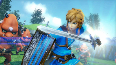 Hyrule Warriors: Definitive Edition Screenshot 1