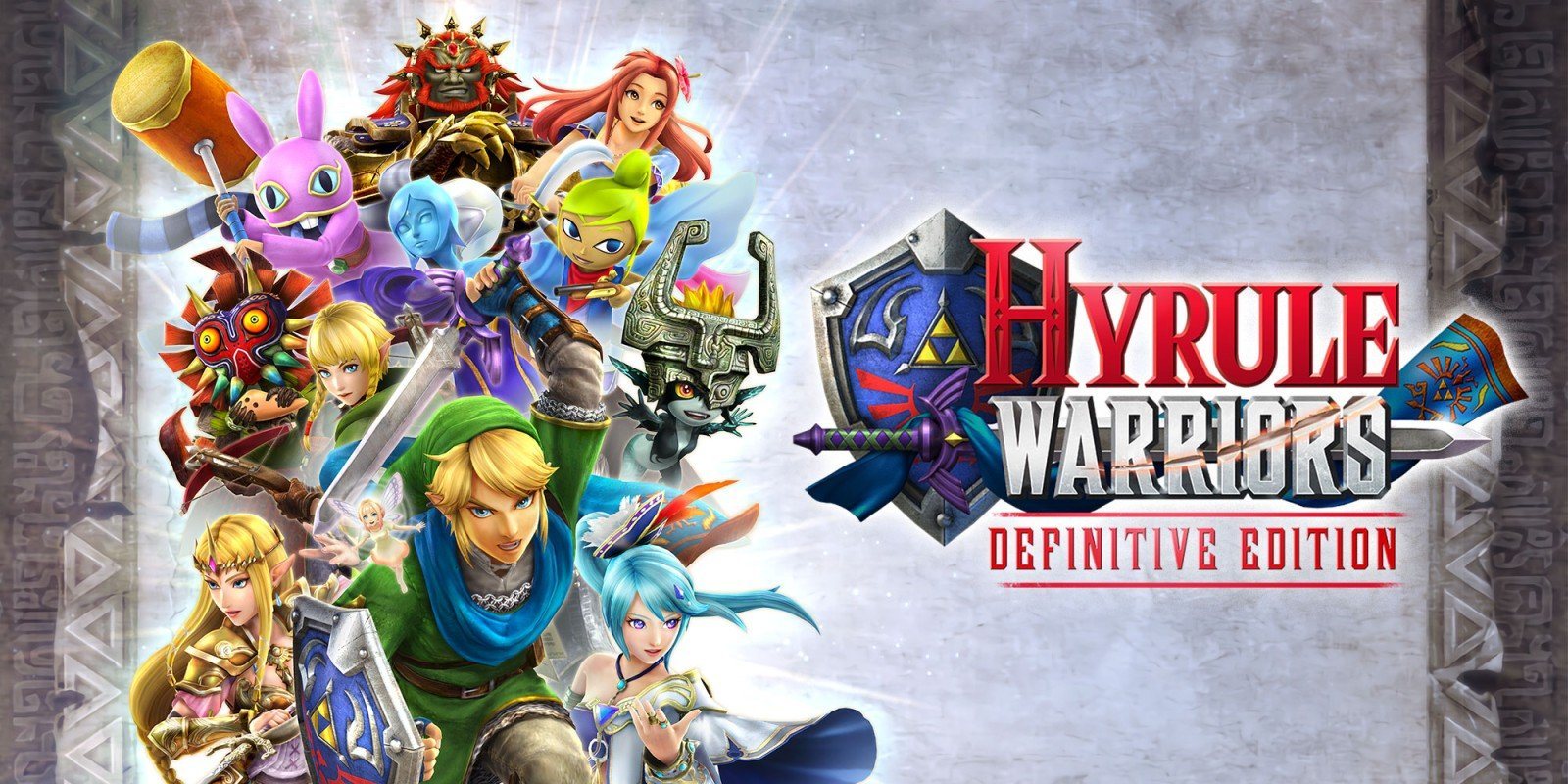 Hyrule Warriors: Definitive Edition Masthead
