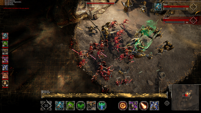 Golem Gates Screenshot 1