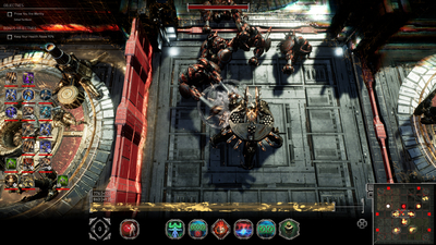 Golem Gates Screenshot 2