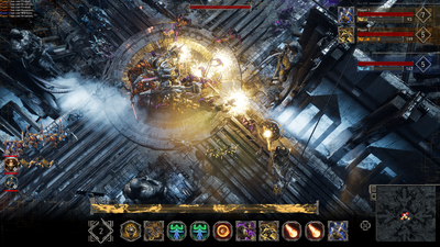 Golem Gates Screenshot 4