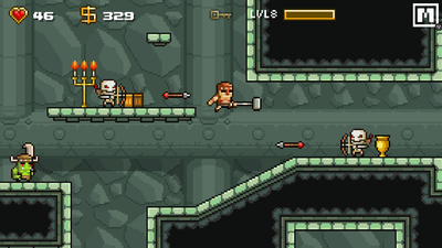 Devious Dungeon Screenshot 1