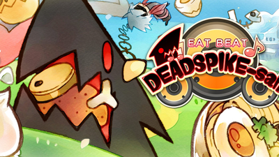 EAT BEAT DEADSPIKE-san Masthead