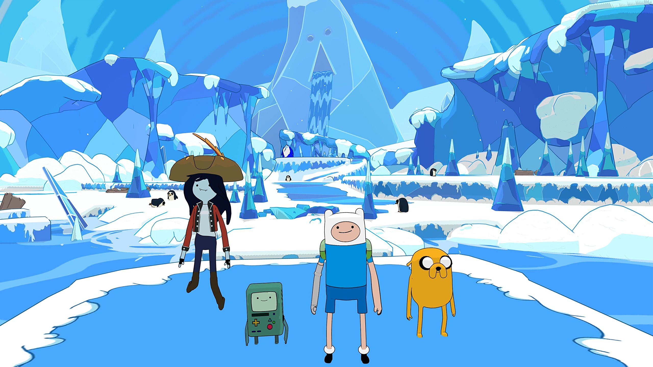 Adventure Time: Pirates of the Enchiridion Masthead