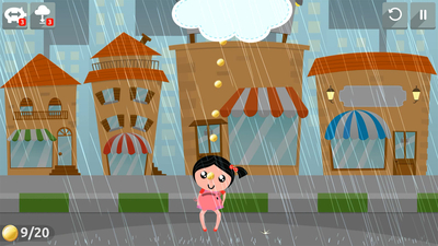Raining Coins Screenshot 1