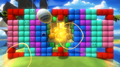 Boom Ball 2 for Kinect Screenshot 4
