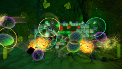 Boom Ball 2 for Kinect Screenshot 3
