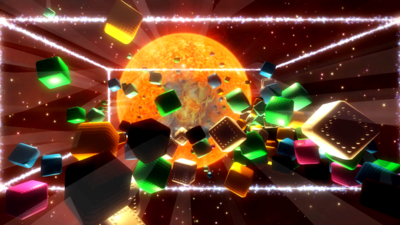 Boom Ball 2 for Kinect Screenshot 2
