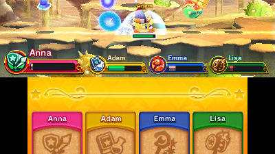 Team Kirby Clash Deluxe Screenshot 3