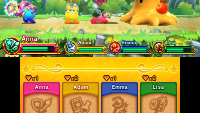 Team Kirby Clash Deluxe Screenshot 5