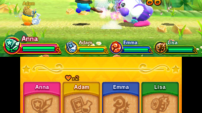 Team Kirby Clash Deluxe Screenshot 4