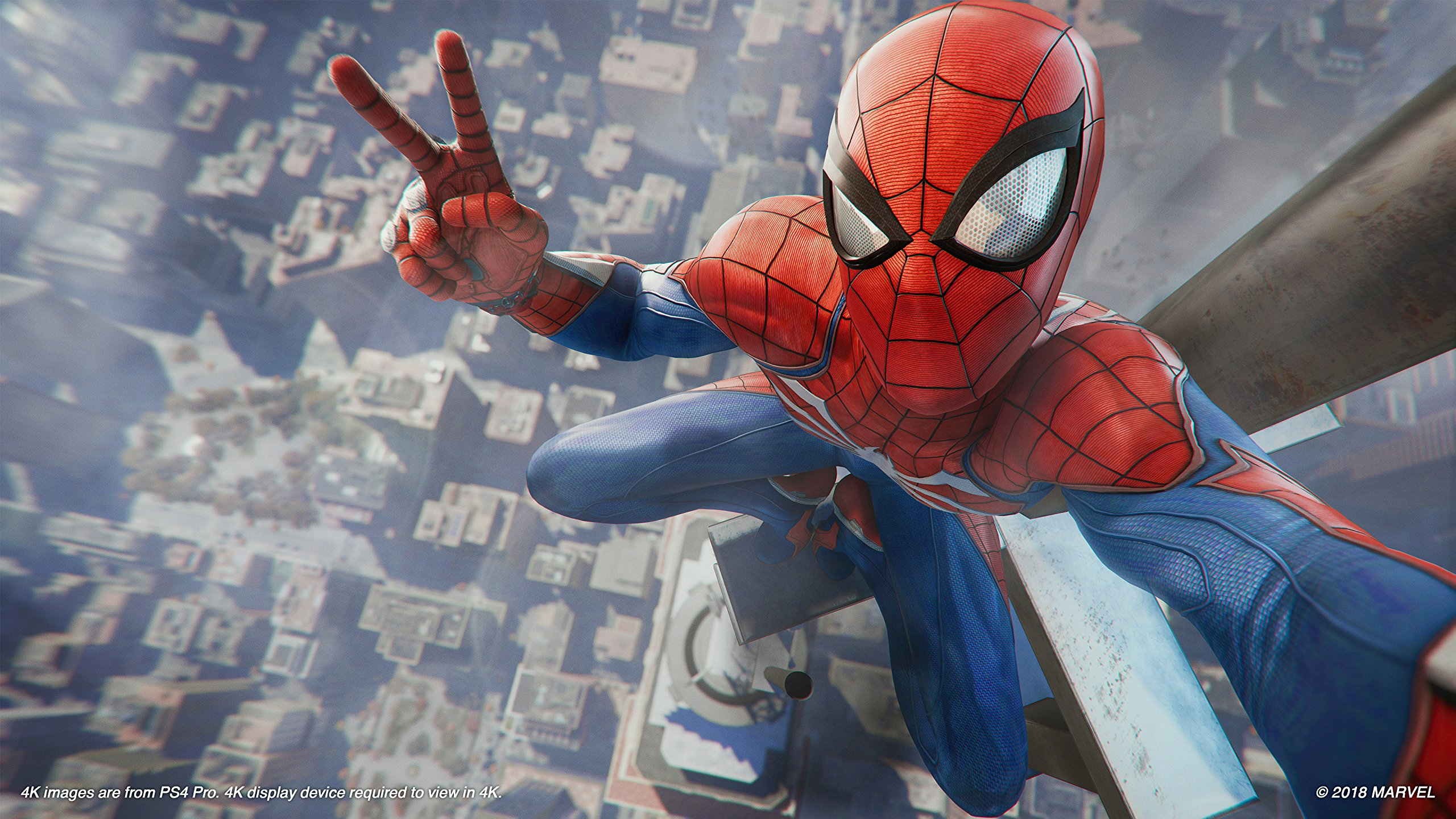 Marvel's Spider-Man for PS4 Reviews - OpenCritic