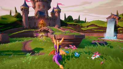 Spyro Reignited Trilogy Screenshot 1