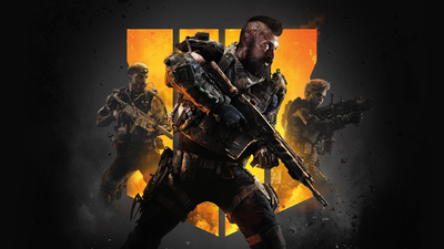 Call of Duty: Black Ops 4 Masthead