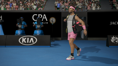 AO International Tennis Screenshot 3