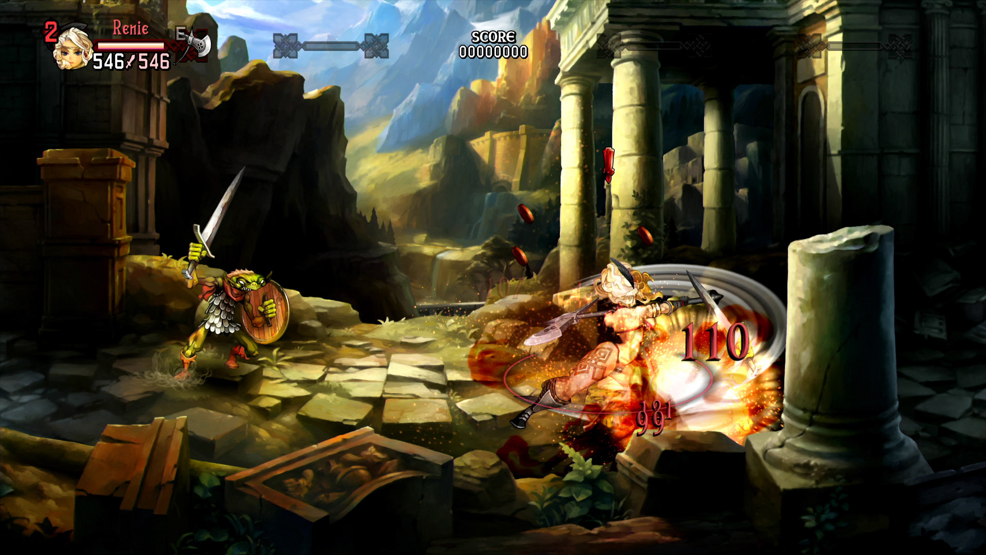 Dragon S Crown Pro For Ps4 Reviews Opencritic