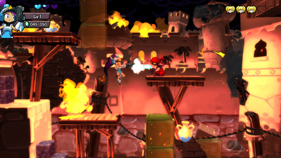 Shantae: Half-Genie Hero - Ultimate Edition Screenshot 2