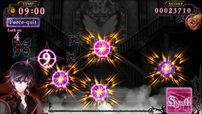 Psychedelica of the Black Butterfly Screenshot 4