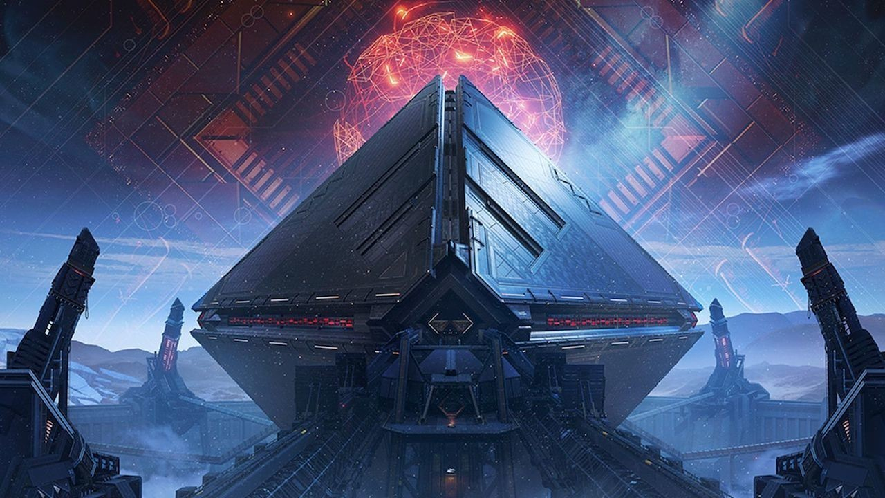 Destiny 2 - Warmind Masthead