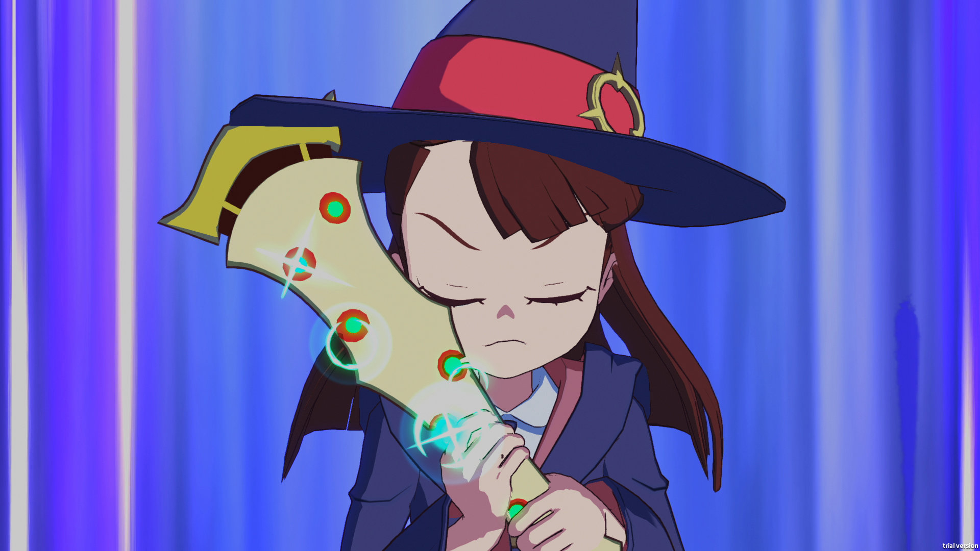 Little Witch Academia: Chamber of Time Masthead